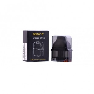 Aspire Breeze 2 pods