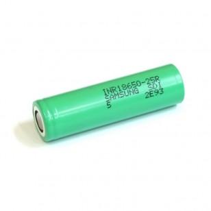 SAMSUNG INR18650-25R 2500mAh High-drain Battery