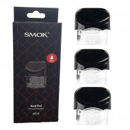 Smok Nord Replacement Pods x3