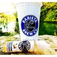 Barista Brew Co – Cinnamon Glazed Blueberry Scone
