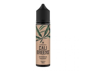 Amnesia Mango Terpenes Eliquid by Cali Greens