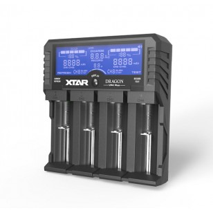 XTAR VP4 Plus DRAGON Charger