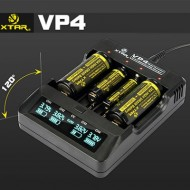 XTAR VP4 Charger