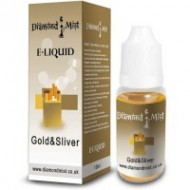 Gold & Silver Nic Salts by Diamond Mist