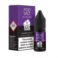 Summer Syrup -  Evil Cloud - Pod Salt