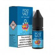 Bubble Blue  –Candy Rush - Pod Salt