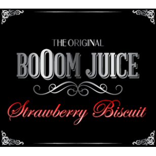 BoOom Juice Strawberry Biscuit TPD
