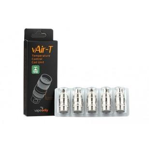 5pc Aspire Nautilus NI200 temp coils