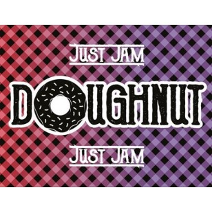 Just Jam Doughnut - Raspberry