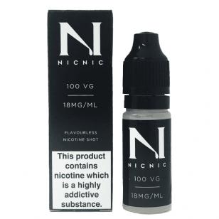 NicNic Nicotine Shot
