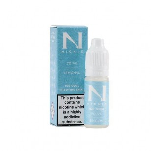 NicNic Ice Nicotine Shot