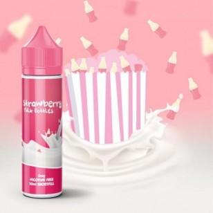 Strawberry Milk bottles by Vape Royale